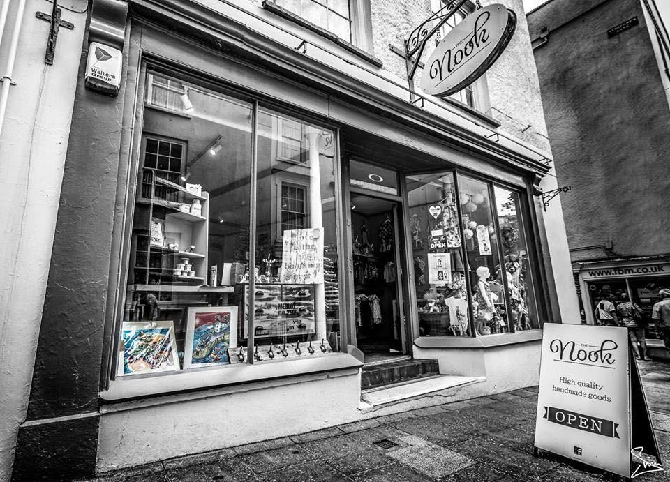 The Nook Shop Tenby