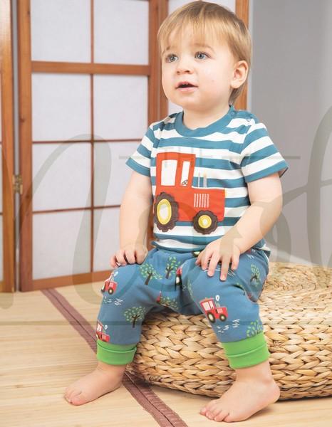 Tractor Parsnip Kid